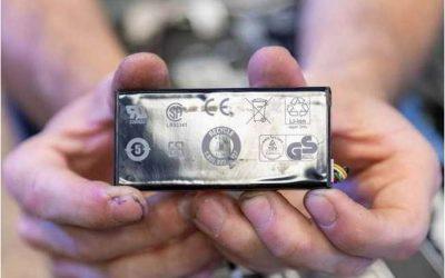 E-mining: Precious Metals in E-waste