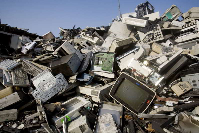 E-Waste Recycling and Reuse Service Market 2021