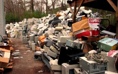 How Can We Solve The Electronic Waste Problem?
