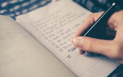 Data Decommissioning Checklist